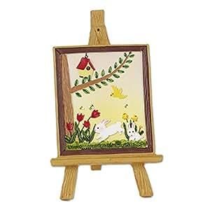 Miniature Fairy Garden Artist Easel