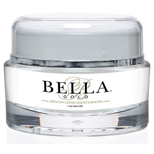 Bella Gold Revitalizing Moisturizer-Breakthrough Formula To Boost Collagen and - Bella Moisturizer La