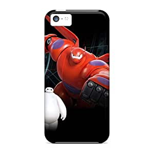 High Quality Hard Phone Case For Iphone 5c (EXX16070eYFk) Provide Private Custom Attractive Big Hero 6 Image