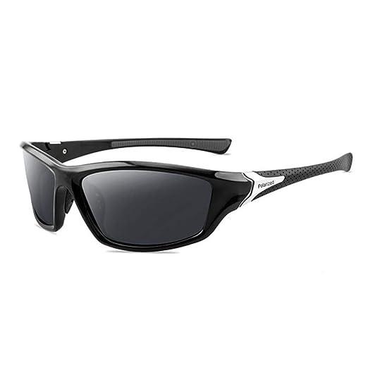 CHENSHUAI Gafas de Sol polarizadas clásicas Hombres de ...