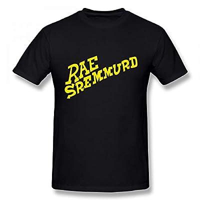 Rae Sremmurd Cotton Youth Men Hot Short Sleeves T Shirt Tee Shirt Black