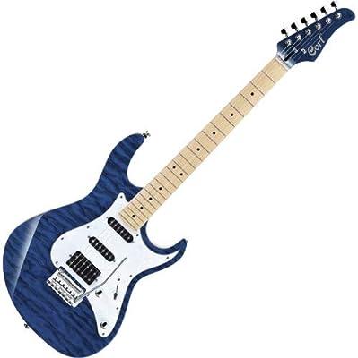 Cort g 250dx TB - Guitarra eléctrica: Amazon.es: Instrumentos ...