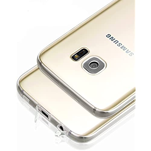 Samsung Galaxy S7 Case, [Invisible Armor] Xtreme Clear Slim Soft Resilient Lightweight Rubber Bumper Case/ Back Sales