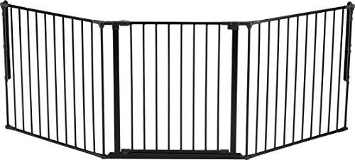 2 panel baby gate sections - 8