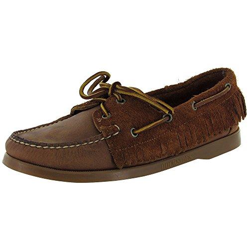 Sebago Women's Abenaki Boat Shoes,Brown,9 M