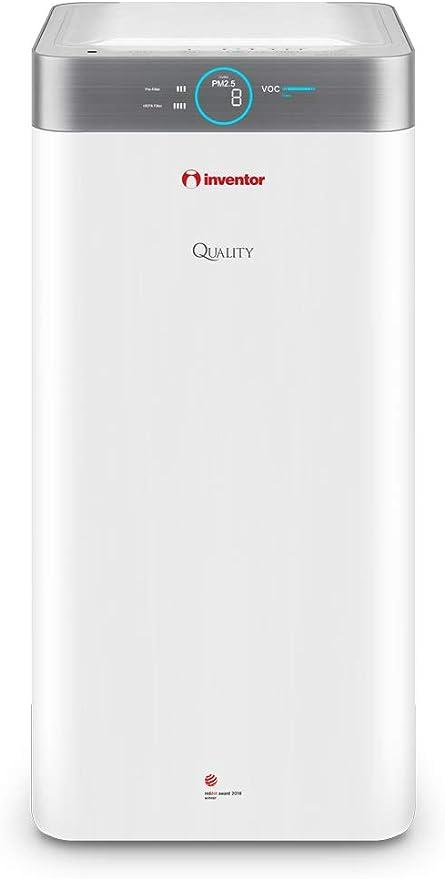 Inventor Quality QLT-550, Purificador de Aire con Doble Filtro ...