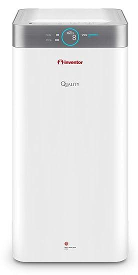 Inventor Quality QLT-550, Purificador de Aire Silencioso con ...