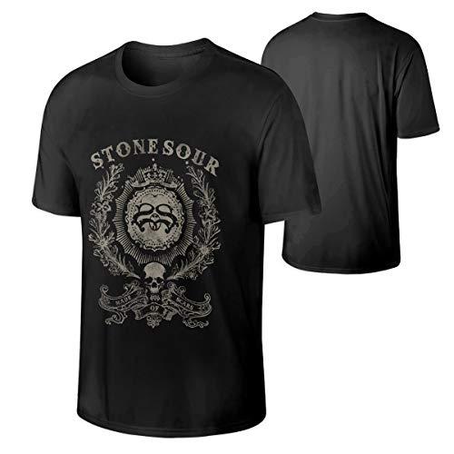 Larry C Adamson Stone Sour Men's Short Sleeve T-Shirt XXL ()