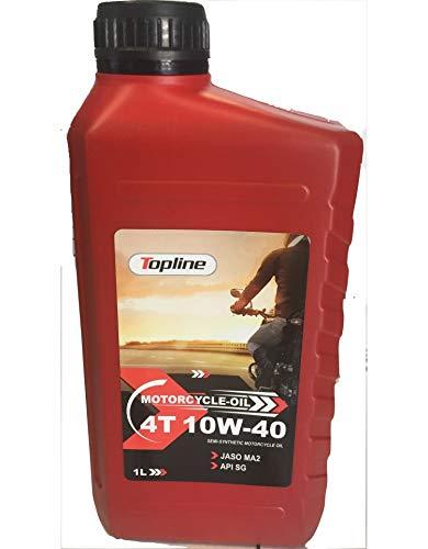 TopLine 10W40-1 Litre Oil – Dirt Bike/Pit Bike/Mini Moto