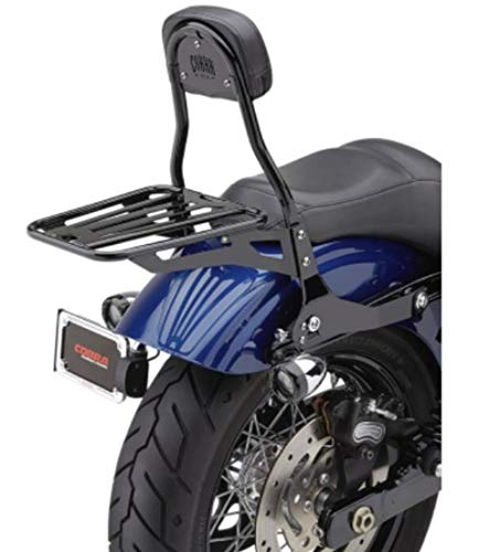 (Cobra 602-2004B Detachable Backrest Kit - Black)