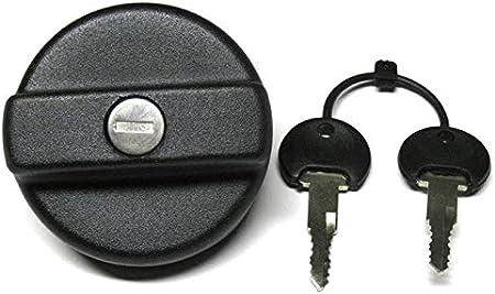 Myshopx D10 Tankdeckel Abschließbar Tankverschluss Mit Schlüssel Auto