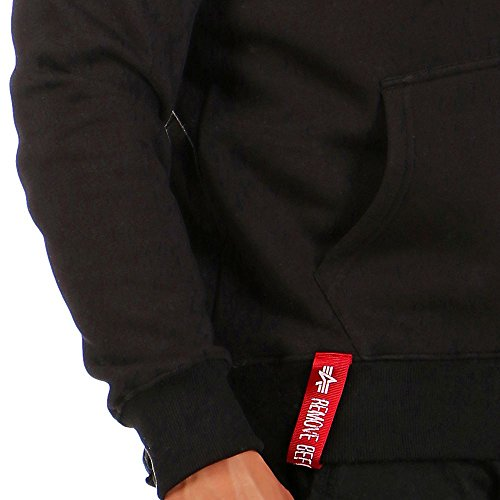Alpha Alpha Hoody Industries Alpha Hoody Basic Industries Basic Basic Alpha Black Hoody Industries Black Black ffAwqpTF