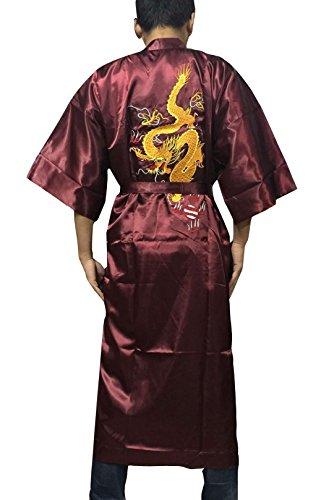 YueLian Chinese Embroidery Bathrobe Sleepwear product image