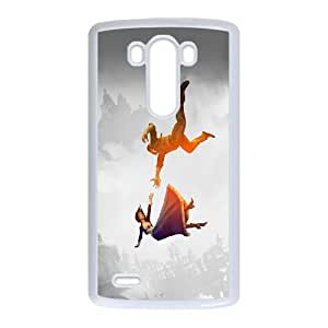 LG G3 Cell Phone Case White_Bioshock Infinite Yhlbb