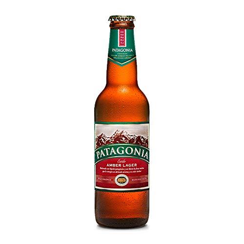 Cerveja Patagonia Amber Lager 355ml