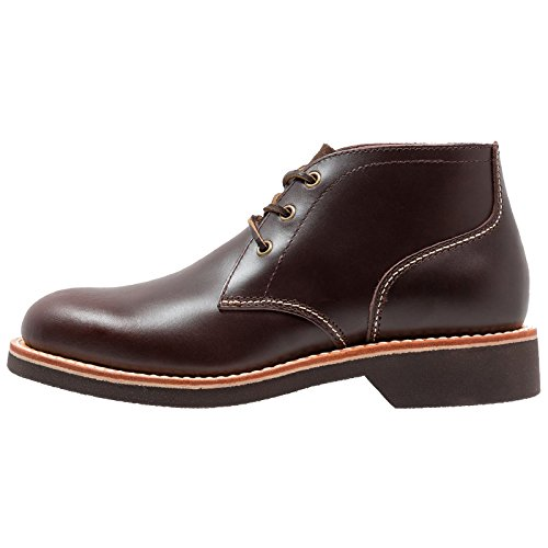 G.H. Bass & Co. Mens Duxbury Chukka Leather Boots Schokolade