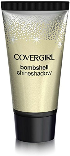 CoverGirl Bombshell Shine Shadow Eye Shadow, Color Me Money [305] 0.18 oz (Pack of 4)