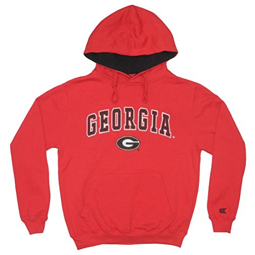 Georgia Bulldogs Embroidered Sweatshirt - 8