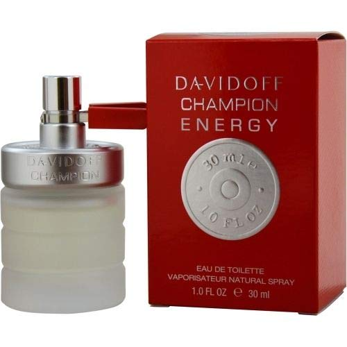 Champion Energy Cologne by Ďavidôff EDT Spray for Men 1 FL. OZ./30 ml