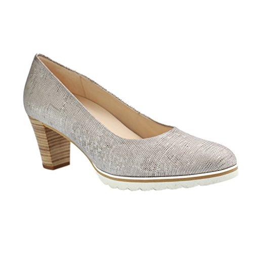 Gabor–Pumps–Colombe Chaussures Femme dans différentes tailles Beige