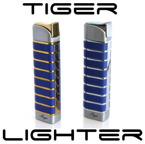 Tiger Slim Butane Cigar Cigarette Petite Torch Lighter 60*224