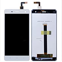 White Xiaomi Mi4 Mi-4 M4 LCD Display Touch Screen Digitizer Assembly Replacement