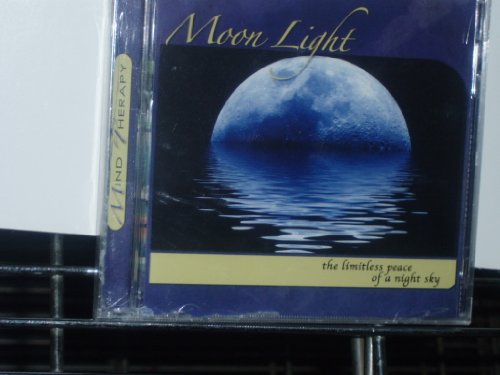 """Price comparison product image Mind Therapy""""MOON LIGHT""""the limitless peace of a night sky"""