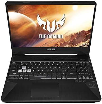 2020 ASUS TUF 15.6″ FHD LCD Gaming Laptop Computer, AMD Ryzen 5-3550H, 8GB RAM, 256GB PCIe SSD, Backlit Keyboard, GeForce GTX 1650 Graphics, DTS Audio, Webcam, Win 10, Black, 32GB Snow Bell USB Card 41SGwmr73uL