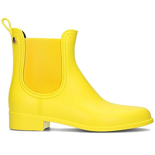 06 Red Jelly Chelsea Splash Rot Femme Lemon Boots Pgq6wzO