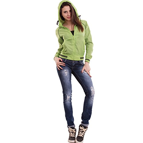 Toocool - Chaqueta - para mujer Verde
