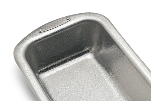 Loaf Pan Commercial Grade Aluminum 8.5'' x 4.5'' by Doughmakers (Image #3)