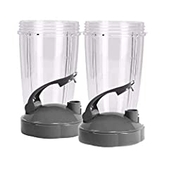 Fits Nutribullet 600W and 900W only. Does NOT fit Small Magic Bullet, Nutribullet Prime, or RX. We make no claims that these are original NutriBullet products. We are not associated with Homeland Housewares LLC.
