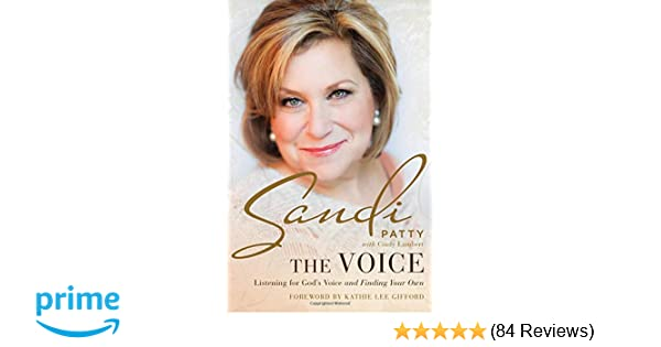 The Voice Listening For Gods Voice And Finding Your Own Sandi