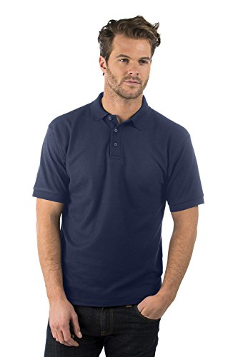 Classique Bruntwood amp; Marine Blue Shirt Homme Polo coton 180gsm Chemise Femme Classic Polyester dwF1wq