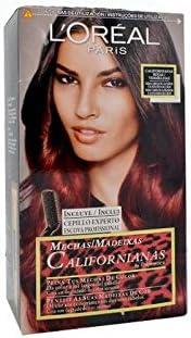 LOREAL - Coloration - Préférence Mechas Californianas - Look ...