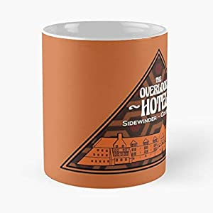Staff The Overlook Hotel - 11 Oz Coffee Mugs Unique Ceramic Novelty Cup, The Best Gift For Holidays.