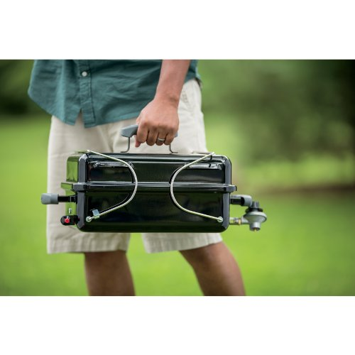 Amazon.com : Weber 1141001 Go Anywhere Gas Grill : Freestanding Grills :  Garden U0026 Outdoor