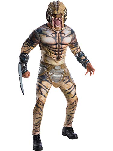 Rubie's Costume Co Deluxe Predator Adult Costume, As Shown, -