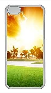 iPhone 5c case, Cute Warm Sunshine iPhone 5c Cover, iPhone 5c Cases, Hard Clear iPhone 5c Covers