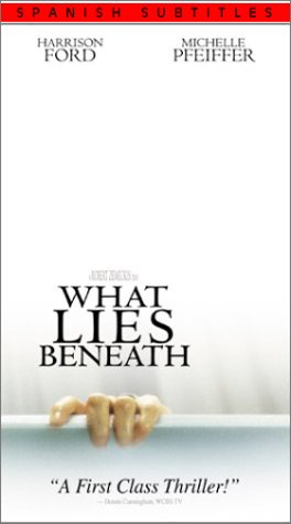 What Lies Beneath (Version en Espanol) (Subtitulada) [VHS] by Dreamworks Video