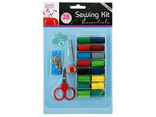 120 Packs of All-in-one sewing kit by Sterling