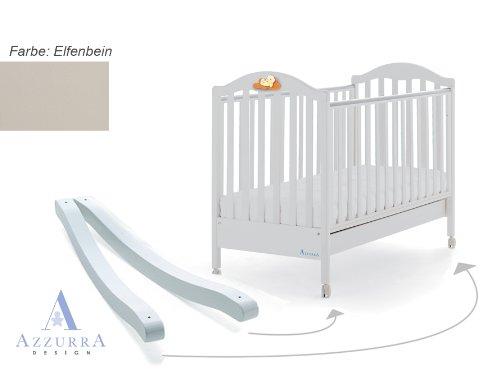 Azzurra Design KITDONDLTAV Kit Dondolo, Avorio