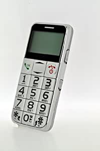 "The ""Big"" Phone Mobile Phones for Seniors and Low Vision Users"