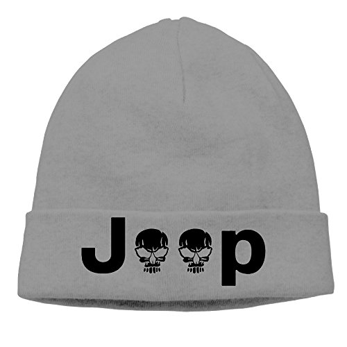 ewied-menswomens-jeep-logo-with-creative-skull-symbol-patch-beanie-runningdeepheather-cap-hat-for-au