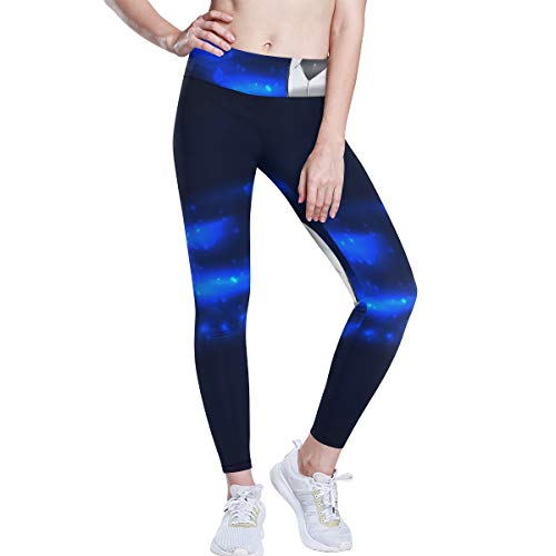 Sport Soccer Ball Yoga Pants High Waist Fitness Plus Size Workout Running Yoga Leggings for Women