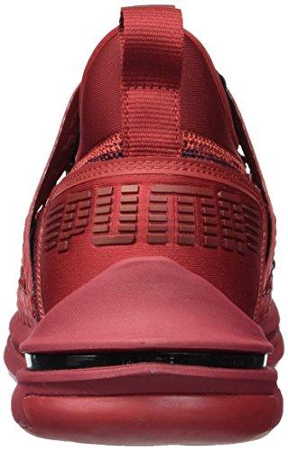 Puma Heren Ignite Onbeperkte Sr Netfit Sneaker Rode Dahlia