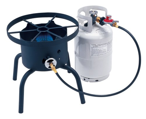 - Camp Chef Single Burner Outdoor Cooker