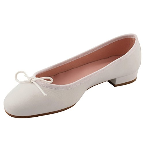 Exclusif bianco bianco Donna Ballerine Paris Exclusif Paris Exclusif Donna Paris Ballerine Ballerine wxfZPanqY
