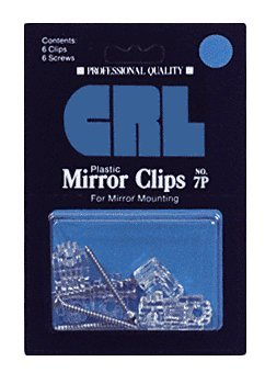 Mirror Clip Package - 5