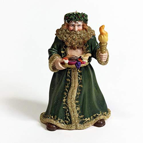 Kurt Adler Ghost of Christmas Present Resin Ornament (A Christmas Carol Ghost Of Christmas Present)
